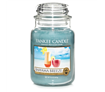 Yankee Candle - Bahama Breeze, Large Jar in Alliston, New Tecumseth ON, Bern's Flowers & Gifts