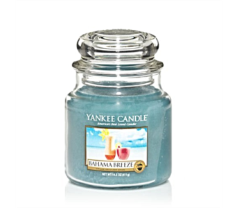Yankee Candle - Bahama Breeze, Medium Jar in Alliston, New Tecumseth ON, Bern's Flowers & Gifts