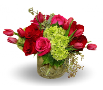 Love is in the Air in Gaithersburg MD, Flowers World Wide Floral Designs Magellans