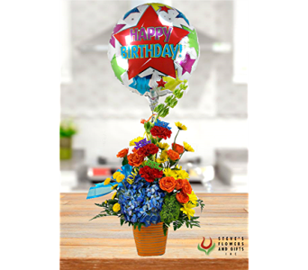 It's Your Day in Indianapolis IN, Steve's Flowers and Gifts