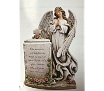 Praying Angel Box in Dayton OH, Furst The Florist & Greenhouses