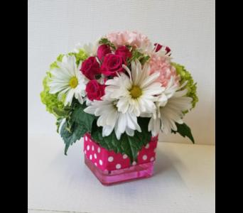 Spring flowers delivery mcgregor tx irenes flowers gifts pretty and pink in mcgregor tx irenes flowers gifts mightylinksfo