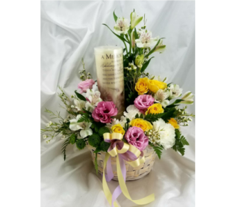 A Memory Candle in Crown Point IN, Debbie's Designs