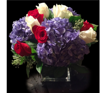 American Tribute in Gaithersburg MD, Flowers World Wide Floral Designs Magellans