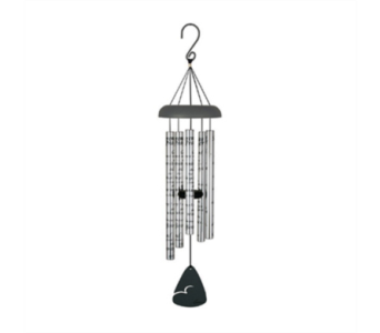 Carson 30 in. Sonnet Comfort & Light Wind Chime in Indianapolis IN, George Thomas Florist
