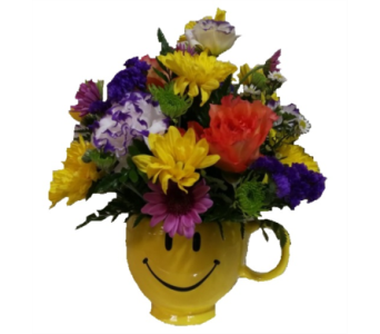 And I'm Happy in Gaithersburg MD, Flowers World Wide Floral Designs Magellans