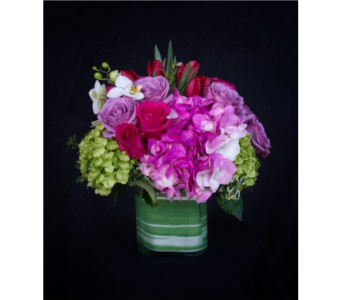 Purple Pastels in Gaithersburg MD, Flowers World Wide Floral Designs Magellans