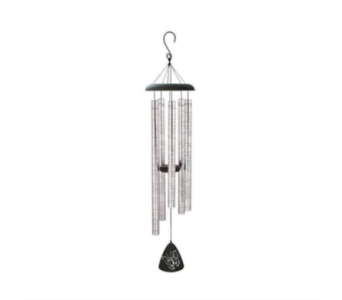 Carson 44 in. Sonnet Weeping Willow Wind Chime in Indianapolis IN, George Thomas Florist