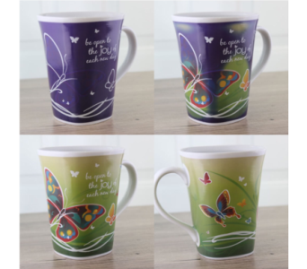Joy Magic Story Mug in Oviedo FL, Oviedo Florist
