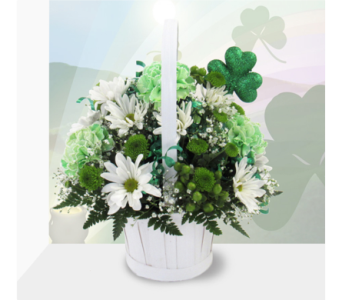 St. Patrick's Day Greetings in Southfield MI, Thrifty Florist