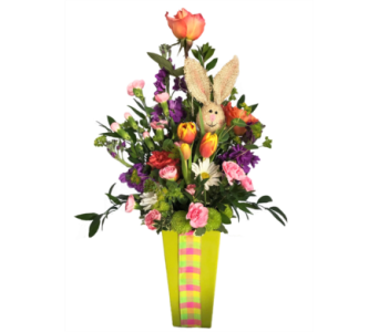 Hoppy Easter Bouquet in Stuart FL, Harbour Bay Florist