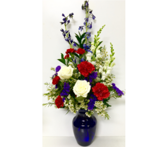 For the Red, White, and Blue in Wyoming MI, Wyoming Stuyvesant Floral