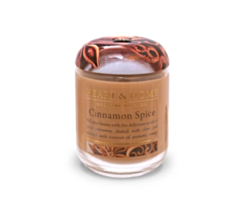 Cinnamon Spice Small Jar Candle in Alliston, New Tecumseth ON, Bern's Flowers & Gifts