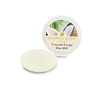 Coconut Escape Wax Melt in Alliston, New Tecumseth ON, Bern's Flowers & Gifts