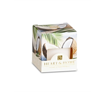 Coconut Escape Votive in Alliston, New Tecumseth ON, Bern's Flowers & Gifts