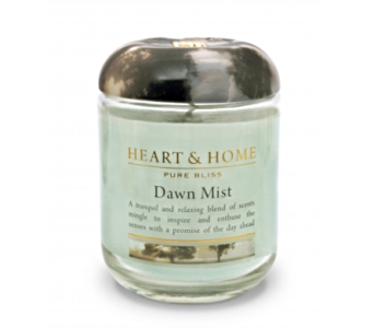 Dawn Mist Large Jar Candle in Alliston, New Tecumseth ON, Bern's Flowers & Gifts