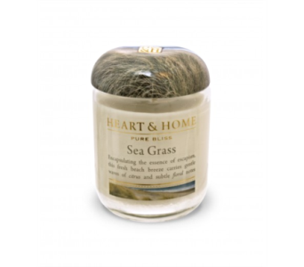 Sea Grass Small Jar Candle in Alliston, New Tecumseth ON, Bern's Flowers & Gifts