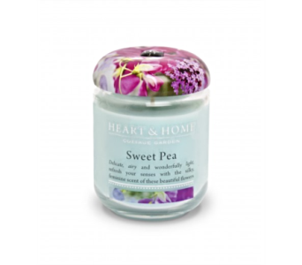 Sweet Pea Small Jar Candle in Alliston, New Tecumseth ON, Bern's Flowers & Gifts