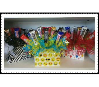 Candy Bouquet in Clinton OK, Dupree Flowers & Gifts