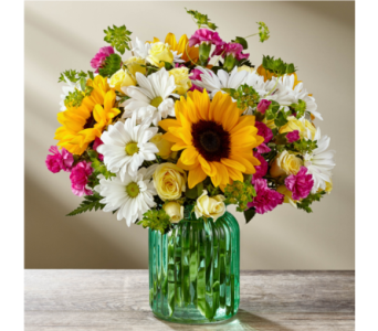 The FTD Sunlit Meadows Bouquet in Southfield MI, Thrifty Florist