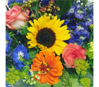 Florist's Choice Seasonal Fresh- Select Your Price in Wyoming MI, Wyoming Stuyvesant Floral