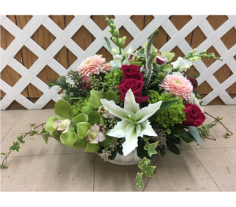 Subtle & Elegant in Purcellville VA, Purcellville Florist