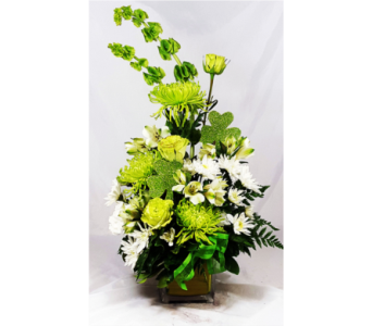 St. Patrick�s Celebration in Naples FL, Naples Flowers, Inc.