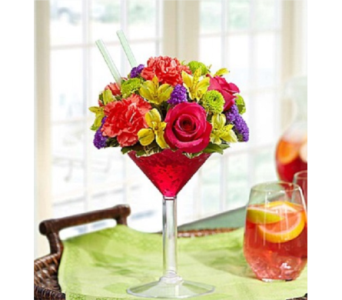 Sangria Bouquet in Allentown PA, Ashley's Florist