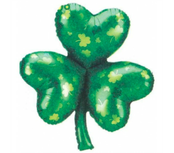 Shamrock Mylar in Metropolis IL, Creations The Florist