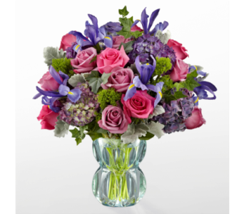 The FTD Lavender Luxe Luxury Bouquet in Southfield MI, Thrifty Florist