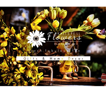 Fresh Spring Products in Kalispell MT, Flowers By Hansen, Inc.