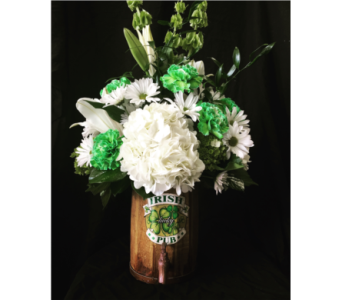 LIMITED EDITION - Luck O� The Irish  in Needham MA, Needham Florist