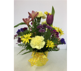 SIMPLY EASTER BOUQUET in Geneva NY, Don's Own Flower Shop