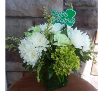 Luck of the Irish in Staten Island NY, Kitty's and Family Florist Inc.
