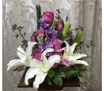 Purple Brillance in Staten Island NY, Kitty's and Family Florist Inc.
