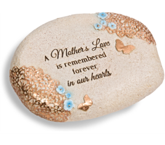A Mother's Love, Tabletop Stone in Alliston, New Tecumseth ON, Bern's Flowers & Gifts