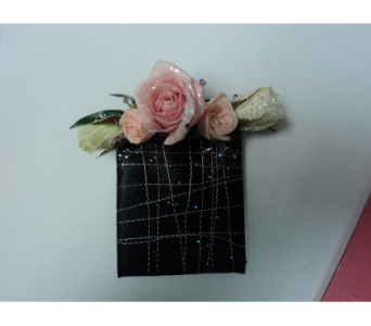 Glittery Pocket Square in Hagerstown MD, Chas. A. Gibney Florist & Greenhouse