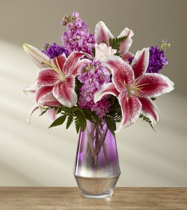 The Shimmer & Shine� Bouquet in Sapulpa OK, Neal & Jean's Flowers & Gifts, Inc.