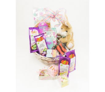 Sweet Treats Easter Basket in Little Rock AR, Tipton & Hurst, Inc.