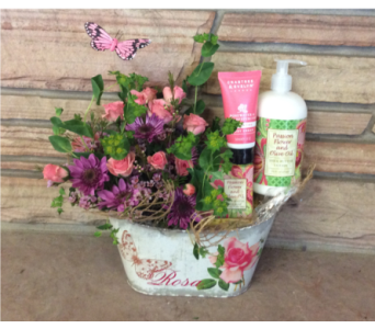 Standard Spa Package in Lafayette CO, Lafayette Florist, Gift shop & Garden Center