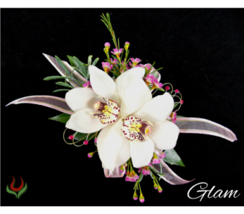 Glam Corsage in Indianapolis IN, Steve's Flowers and Gifts