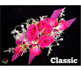 Classic Corsage in Indianapolis IN, Steve's Flowers and Gifts