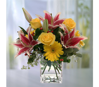 Scented Sunshine in Indianapolis IN, George Thomas Florist