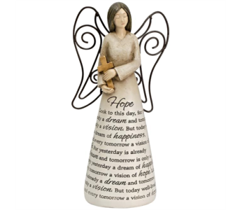 Hope Angel in Alliston, New Tecumseth ON, Bern's Flowers & Gifts