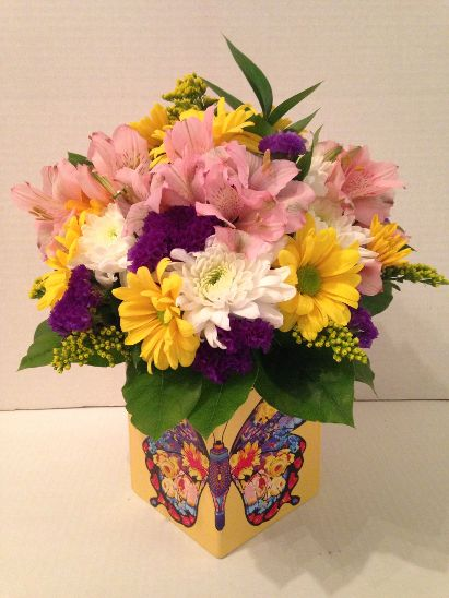 Butterfly Kisses in Nashville TN, Emma's Flowers & Gifts, Inc.