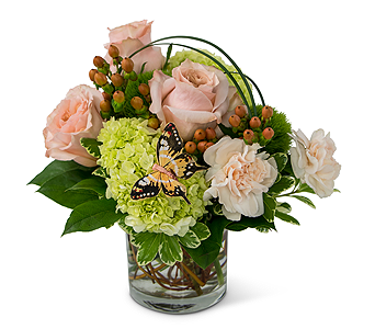 Expressions of Gratitude in Mount Morris MI, June's Floral Company & Fruit Bouquets