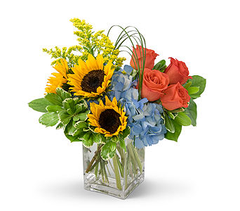 Summer Fun in Mount Morris MI, June's Floral Company & Fruit Bouquets