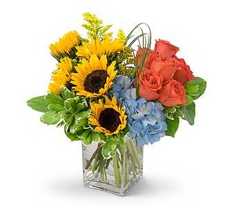 Summer Fun in College Station TX, Postoak Florist