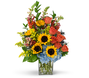 Summertime Fun in Muscle Shoals AL, Kaleidoscope Florist & Gifts