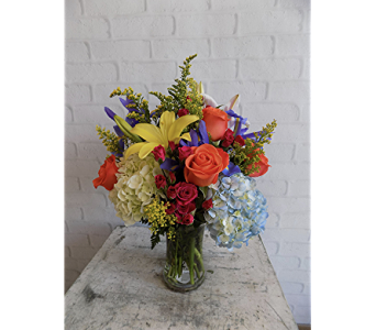 Market Garden in Raleigh NC, North Raleigh Florist